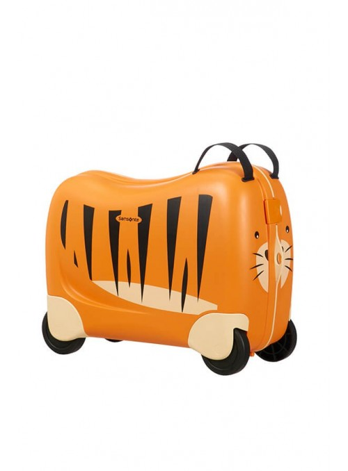 SAMSONITE DREAM RIDER WALIZKA NA 4 KOŁACH Tiger Toby