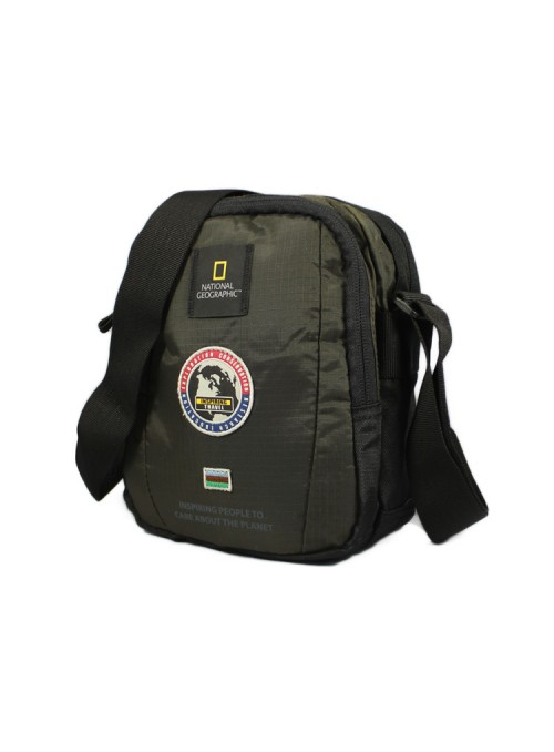 Torba na ramię National Geographic EXPLORER 1103 Khaki