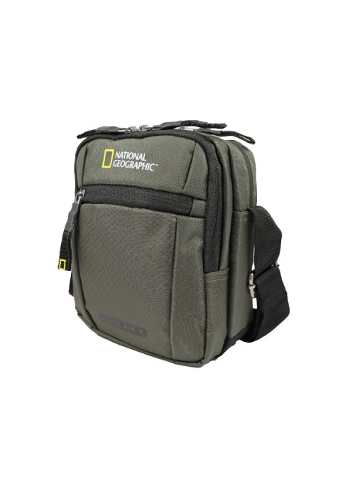 Torba na ramię National Geographic TRAIL 13403 Khaki