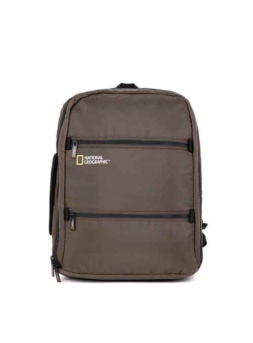 Plecak dwukomorowy National Geographic Transform 13211 khaki