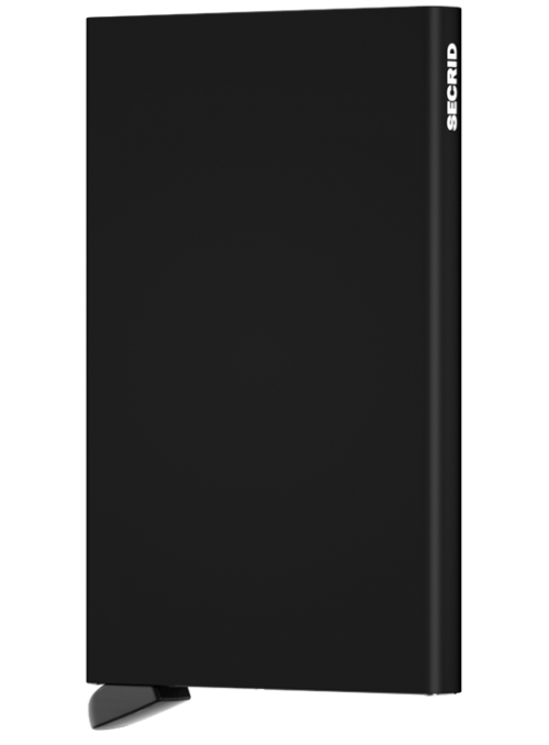 SECRID Cardprotector Black RFID etui na karty