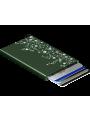 SECRID Cardprotector Laser Provence Green RFID etui na karty