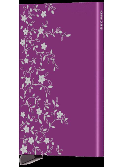 SECRID Cardprotector Laser Provence Violet RFID etui na karty
