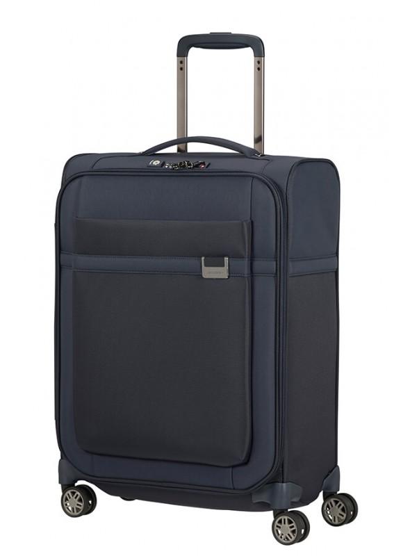 Samsonite Airea walizka kabinowa na 4 podwójnych kółkach