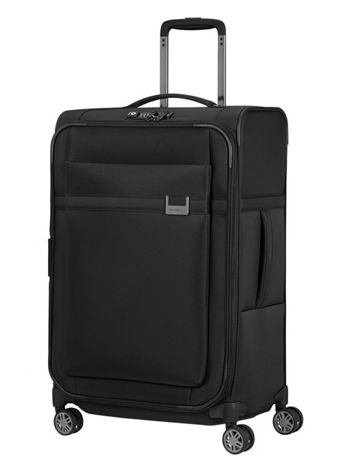 Samsonite Airea walizka średnia na 4 podwójnych kółkach z poszerzeniem