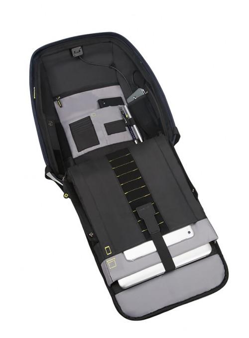 "Samsonite Securipak 15,6"" Plecak bezpieczny na laptop"