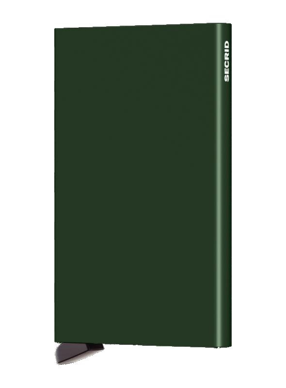 SECRID Cardprotector Green RFID etui na karty