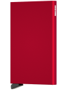 SECRID Cardprotector Red RFID etui na karty