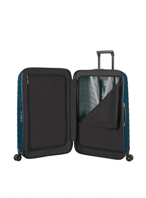 Samsonite Proxis Petrol Blue walizka duża