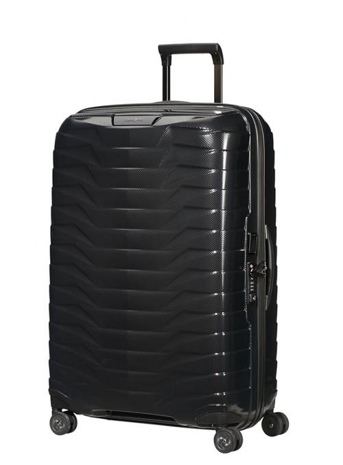 Samsonite Proxis Black walizka średnia