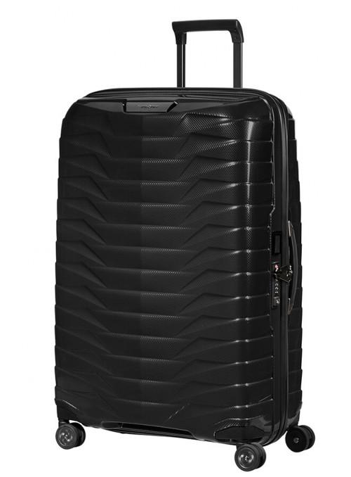 Samsonite Proxis Black walizka duża