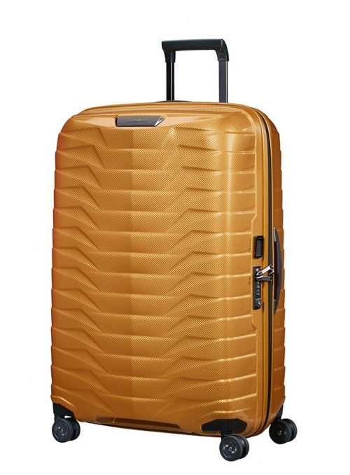 Samsonite Proxis Honey Gold walizka duża
