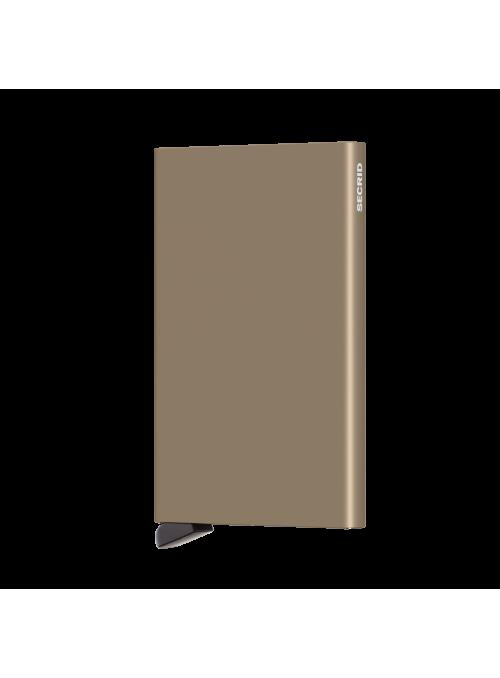 SECRID Cardprotector Sand RFID etui na karty