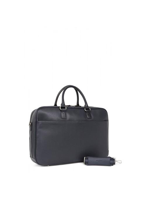 "Hexagona Confort elegancka torba skórzana na laptop 17"""