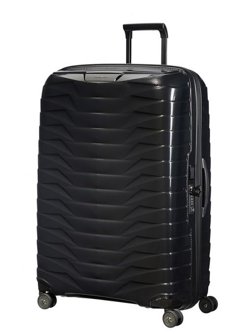 Samsonite Proxis Black walizka bardzo duża