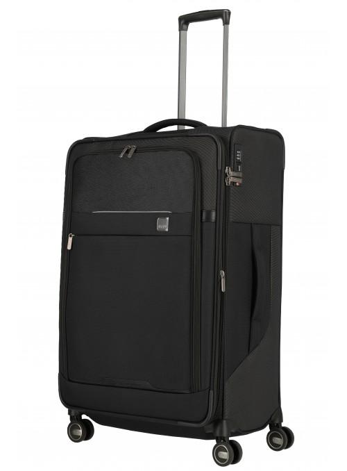 Titan Prime walizka duża z poszerzeniem na 4 kołach