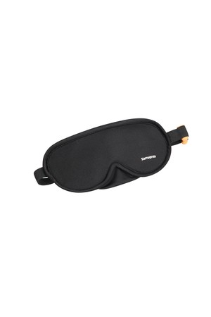 Samsonite Eye Mask And Ear Plugs Black