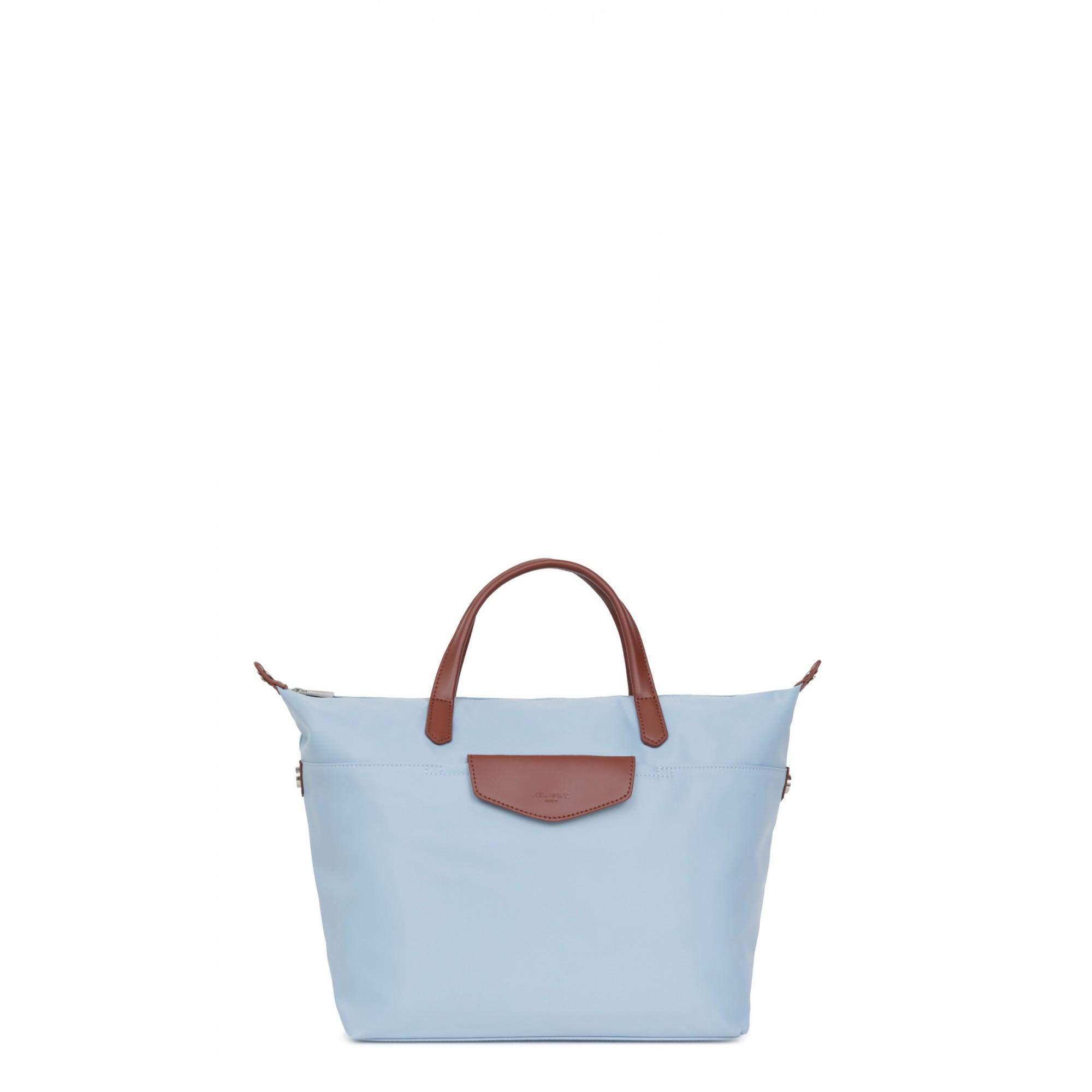 Hexagona Pop 176575 - Sky blue-brąz